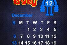2015 YangToys Calendar / Yang Toys Calendar for Android. Copyright ⓒ 2015 Jihwan Kim. All rights reserved.