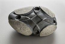 Steine und Schmuck
