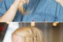 penteados verão
