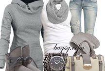 Móda - džíny, topy, bundy, boty...