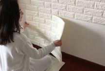 Ceglane ściany