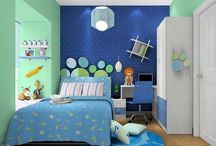 BabyMoz Room / The inspired design for the boys room