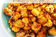 Vegan Finger Foods