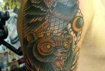 Tattoos / by Alexander Tan