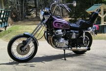 Motorcycle dreaming