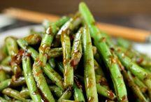 Clean Eats Vegetable sides