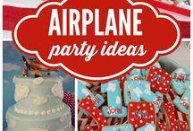 candy bar airplane