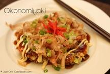 Food: Japanese  / by Wonderous Me