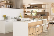 kitchen ideas / by Rachael Engelmann