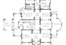Floor plans / by Jane McGrath