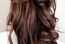 hairdo / think to do
