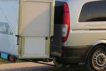 araç arkası duş kabini