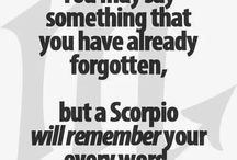 Scorpions just like me  / Lots of Scorpio Quotes