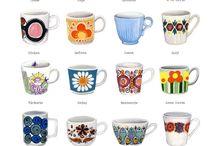Retro-pottery