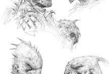 Creature - Anatomy