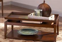 lift coffee table / by Joyce Jones