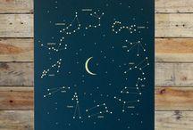 Himmel: Nordlichter, Sterne, Blitze, Regenbögen
