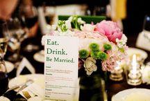 Weddings / idees