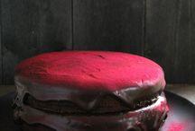 kaker og mat