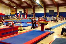 Mancino Meets / Mancino quality that you have counted on for years... offering complete gymnastics meet rentals. Men's and Women's Sets.  Call 1-800-338-6287 or email for Pricing, Availability and Potential Sponsorship with Qualified Rental. #MancinoMeets