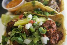 Beans & Rice & Mexican / by Lynn