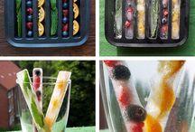 Summer Food DIYs