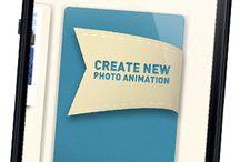 Animate Me App Screenshots / Screenshots of the new Animate Me App