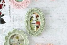 Vintage verzameling / Inspiratiebord voor Sonja en Ewa