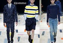 Dior Homme / Dior Homme collezione e catalogo primavera estate e autunno inverno abiti abbigliamento accessori scarpe borse sfilata uomo.