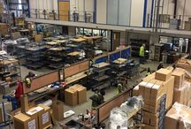 Our Telford Factory / See how are gas fires are hand-built in our factory in Telford, Shropshire.