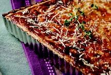 Mains - pies, tarts, quiche, pastry things / by Annika Yerushalmy