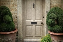 Front Entrances