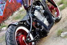 Honda Shadow / Mc bobber custom