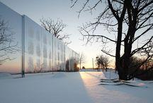 architektura- krajobraz / architecture - landscape / nasze inspiracje