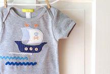 Aplicaciones camisetas / by Carolina Cabanes Talaverano