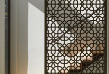Metal Room Dividers