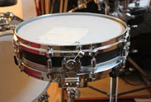 Snare Drums / A selection of great snare drums