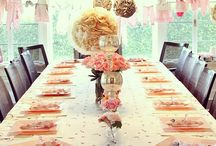 Vintage Baby Shower / Thinking of throwing a vintage themed baby shower? Lots of ideas and inspiration on this board.
