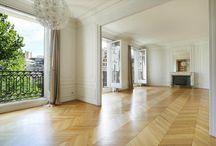 Apartment paris Airy Flooring French Doors