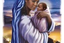 Madona a Ježíš