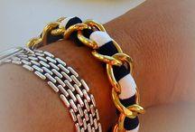 Collares y pulseras / by marina miranda