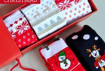 socks / Ciserom Christmas collection