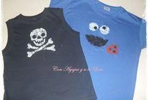 ideas plastica camisetas