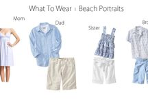 What to wear for Portraits