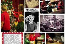 Christmas 2014 / by Jamie Madsen Kussee