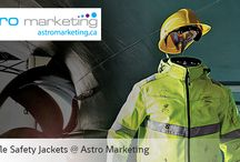 Safety Jackets / Safety Jackets by Astro Marketing