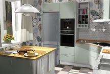 Kitchen Renderings 2016 - #CETDesignerAwards
