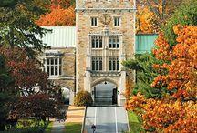 Scenic College Campuses
