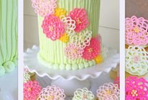 Cake, decoration