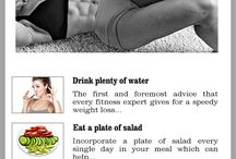 Weight Loss and Nutrition Tips and Tricks